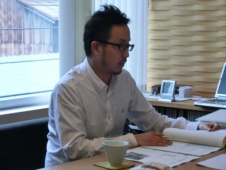伊藤憲吾氏(伊藤憲吾建築設計事務所)