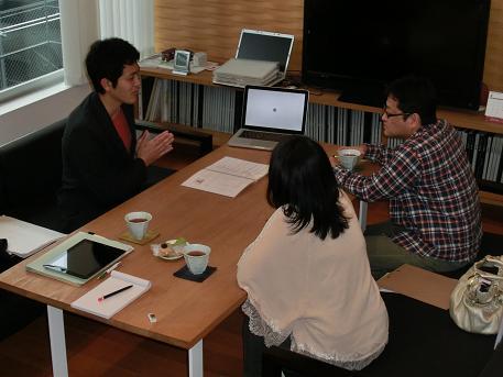 平野公平氏(平野公平建築設計事務所)